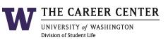 UW Career Center Logo