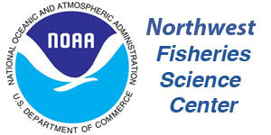 Northwest Fisheries Science Center Logo