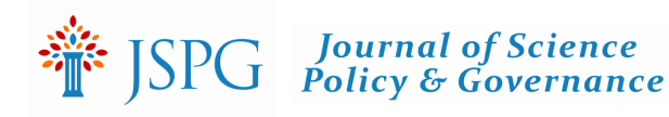 Journal of Science Policy and Governance (JSPG) Header