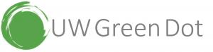 UW Green Dot Logo
