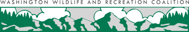 Washington Wildlife and Recreation Coalition Header