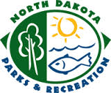 North Dakota Park and Recreation Logo