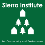 Sierra Institute for Community and Environment Logo
