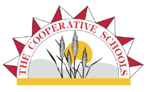 St John-Endicott Cooperative School Districts Logo
