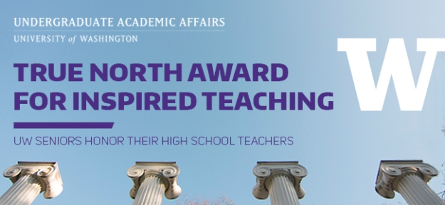 True North Award for Inspired Teaching Banner