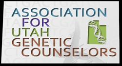 Association for Utah Genetic Counselors Logo