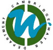 Cambridge Water Department Logo