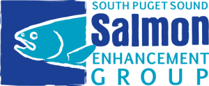South Puget Sound Salmon Enhancement Group (SPSSEG) Logo