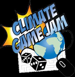 Climate Game Jam Logo