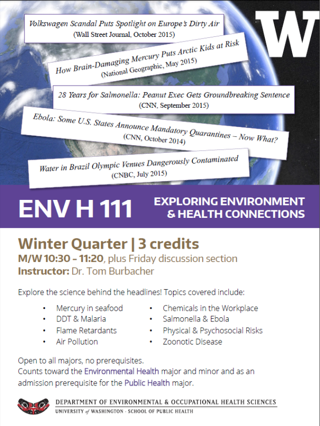 ENV H 111 Flyer WIN 2016