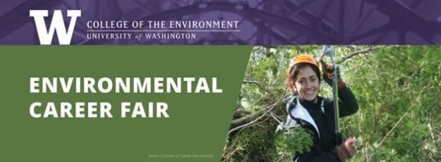 2016 Environmental Career Fair Banner