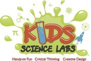 Kids Science Labs Logo