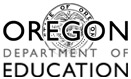 Oregon Department of Education Logo